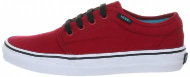 Vans 106 Vulcanized Red Men