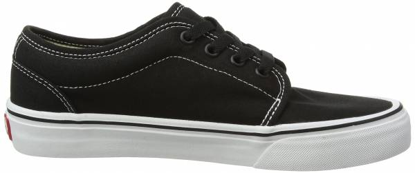 Vans 106 Vulcanized - Black/White