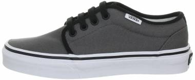 Vans 106 Vulcanized - Pewter/Black/Metal Crush/Nappa Wax (V99ZPBPEW)