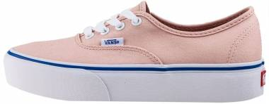 Vans Authentic Platform 2.0 - Pink