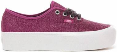 Vans Authentic Platform 2.0 Purple Men