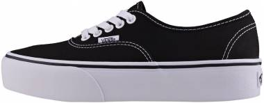 Vans Authentic Platform 2.0 - Black (VA3AV8BLK)