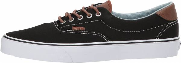 Vans C&L Era 59 - Black Acid Denim (VN0A38FSQK3)