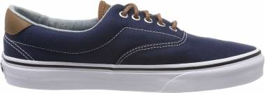 Vans C&L Era 59 - Dress Blues Acid Denim