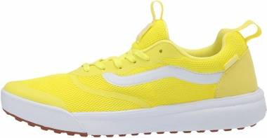 Vans UltraRange Rapidweld - Lemon Tonic / True White
