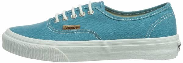 Vans Washed Authentic Slim - Blue - hawaiianocean