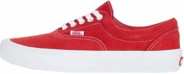 Vans Era Pro - Red / White (VN000VFBAJL)