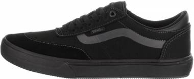Vans Crockett Pro 2 - Black/black (VN0A38COBKA)