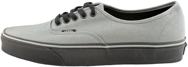 Vans Black Sole Authentic