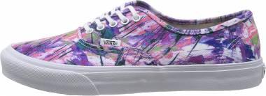 Vans Authentic Slim - Multicolore Purple