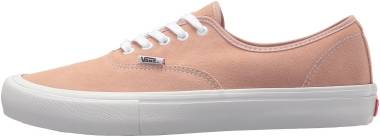 Vans Authentic Pro - Mahogany Rose/White (VN0A3479QN9)