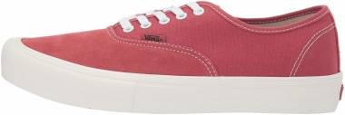 Vans Authentic Pro - Mineral Red Marshmallow (VN0A3479UYW)