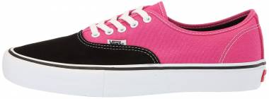 Vans Authentic Pro - Black / Magenta