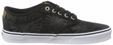 Vans Atwood Deluxe - Negro Palm Leaf Black White