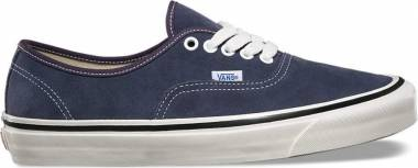 Vans Anaheim Factory Authentic 44 DX - Blue (VN0A38ENR3U)