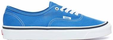 Vans Anaheim Factory Authentic 44 DX - Blue (VN0A38ENQA5)