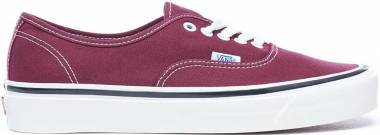 Vans Anaheim Factory Authentic 44 DX - Red (VA38ENQA6)