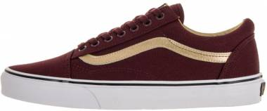 Vans 50th Old Skool Port Royale/Gold Men