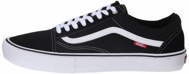 Vans Old Skool Pro - Black White (VN000ZD4Y28)