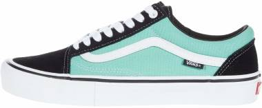 Vans Old Skool Pro - Black / Jade