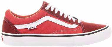 Vans Old Skool Pro Red Men