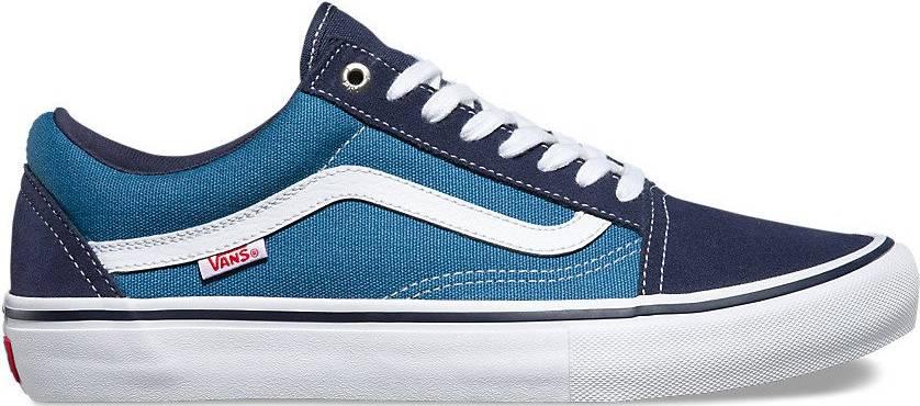 Save 31% on Blue Vans Sneakers (43