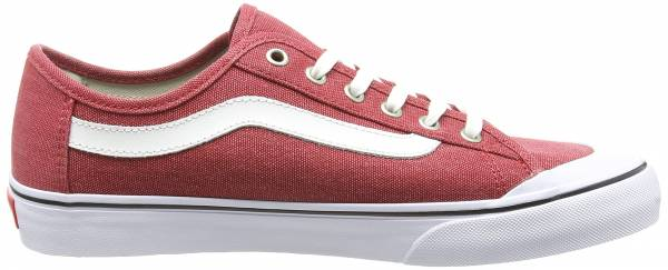 Vans Black Ball SF Rojo Washed Chili Pepper
