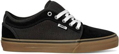 Vans Chukka Low - Black/Gum/Blue (VN0A38CG0I4)