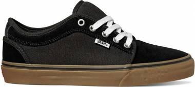 Vans Chukka Low - Black/Black/Gum