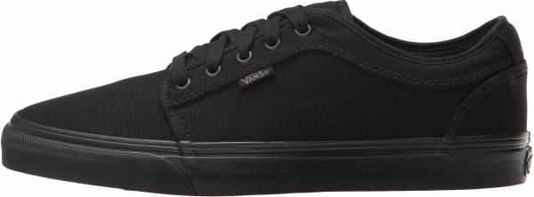 vans chukka low black and grey