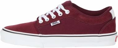Vans Chukka Low - Red (VN000NKA2PV)