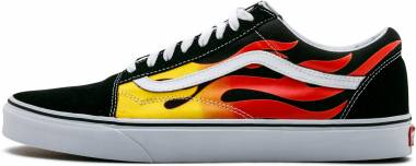 Vans Flame Old Skool - black