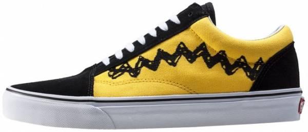 Vans x Peanuts Old Skool (Peanuts) Charlie Brown/Black