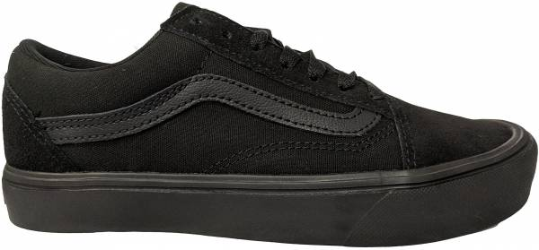 2c40fe933634 Vans Canvas Old Skool Lite Black