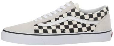 Vans Checkerboard Old Skool - Black/White (VN000D3HY28)