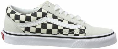 Vans Checkerboard Old Skool - Grey (VA38G127K)