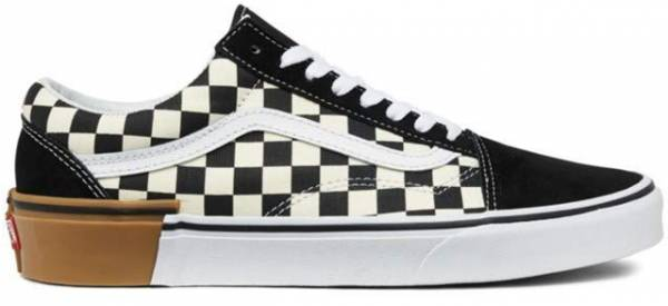 Vans Checkerboard Old Skool Grey