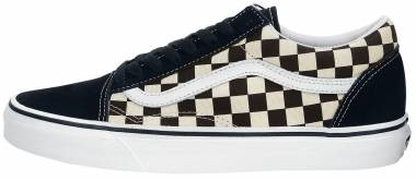 Vans Checkerboard Old Skool - Grey