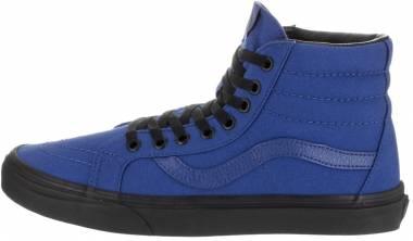 9000ae5a97 Vans Black Outsole SK8-Hi Reissue True Blue Black Men