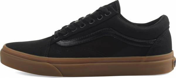 Vans Canvas Gum Old Skool Black