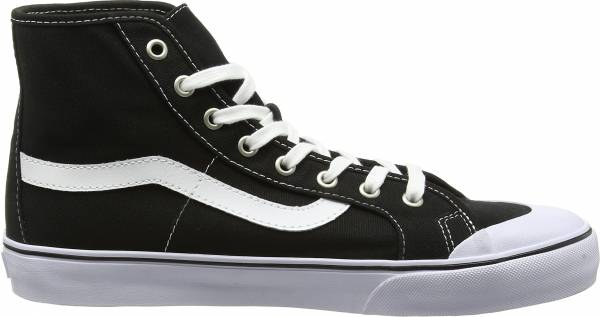 Vans Black Ball Hi SF - Black/White