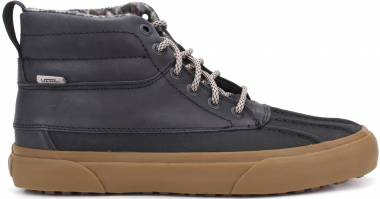 d842ed9cdd0a7d Vans SK8-Hi Del Pato MTE Black Feather Gum Men