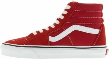Vans SK8-Hi Core Classics - Red (VN0A4BV6JV6)