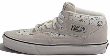 Vans x Peanuts Half Cab Grey Men
