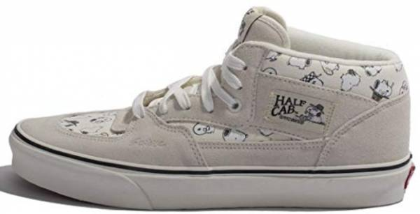 17a2e4ab5eed75 12 Reasons to NOT to Buy Vans x Peanuts Half Cab (Apr 2019)
