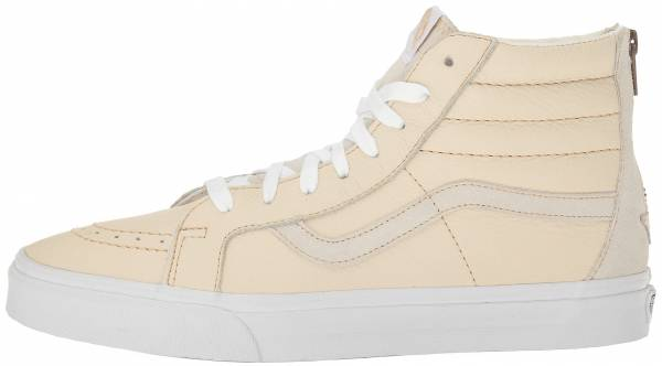 6bae3e248f 17 Reasons to NOT to Buy Vans Premium Leather SK8-Hi Reissue Zip ...