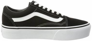 Vans Old Skool Platform Black Men