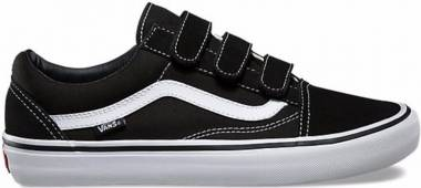 Vans Old Skool V Pro Black/White Men