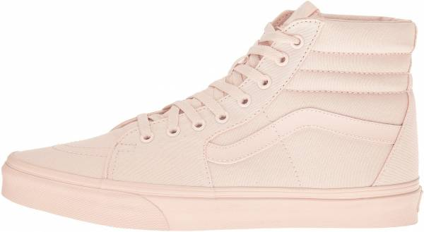 Vans Mono Canvas SK8-Hi - Peach Blush