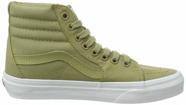 ca77b46309 10 Reasons to NOT to Buy Vans Mono Canvas SK8-Hi (Apr 2019)
